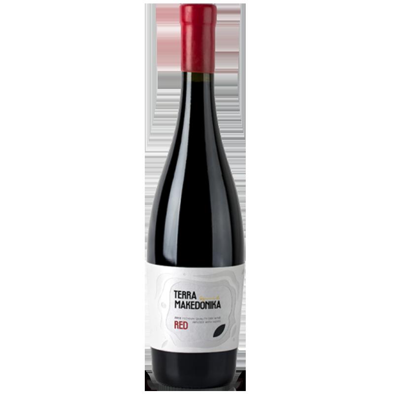Ezimit Vino Terra Makedonika red Macedonian wine