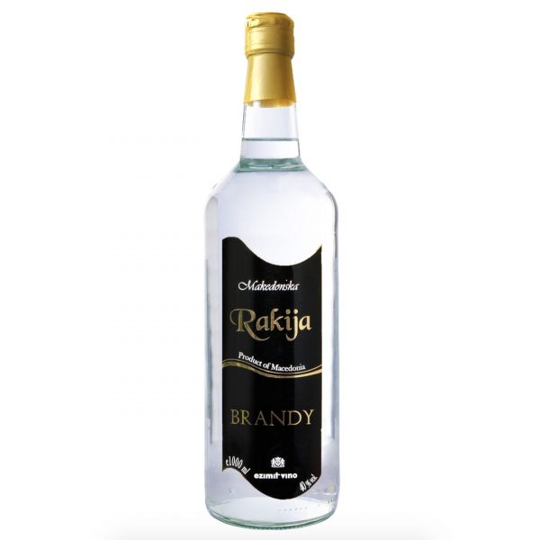 Macedonian Wines   Rakija Bela – Staro Krajska